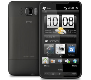 HTC HD2 - like the iPhone, but not